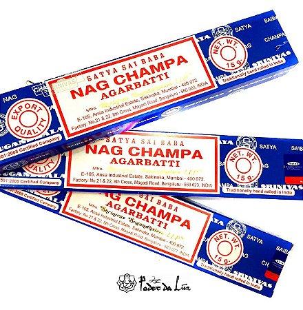 Kit 3 cx Incenso Massala Satya Nag Champa
