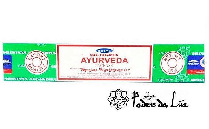 Incenso Massala Satya Ayurveda