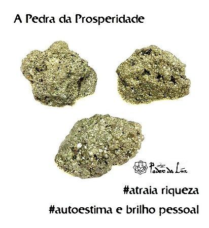 Kit de Mini Pedra Pirita Bruta
