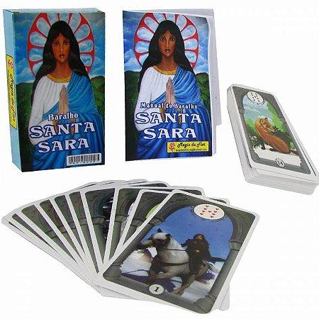 Baralho Santa Sara - 36 Cartas