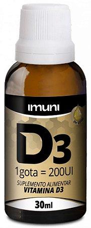 Vitamina D 200UI