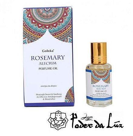 Óleo Perfumado Goloka Rosemary (Alecrim)