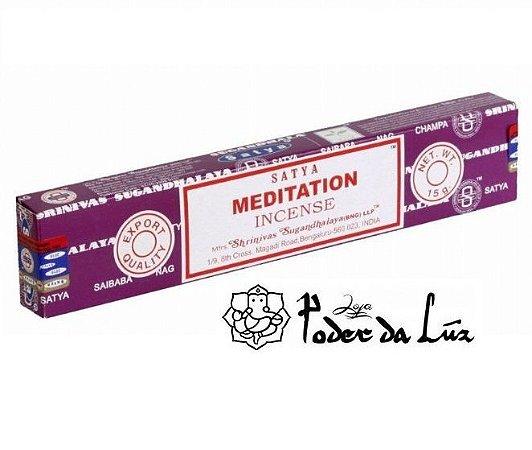 Incenso Massala Satya Meditation