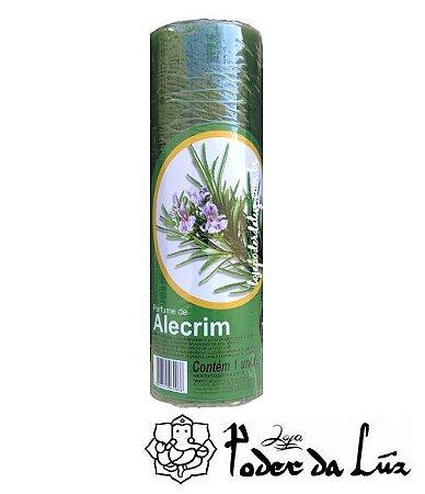 Vela Aromática de Alecrim 260g (Boa Saúde e Proteção)