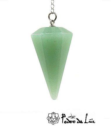 Pêndulo de Quartzo Verde