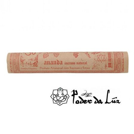 Incenso Ananda Natural
