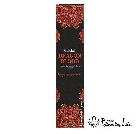 Incenso Massala Goloka Dragon Blood
