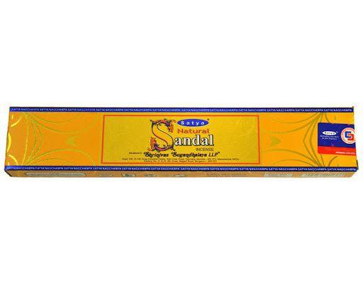 Incenso Massala Satya Natural Sandal
