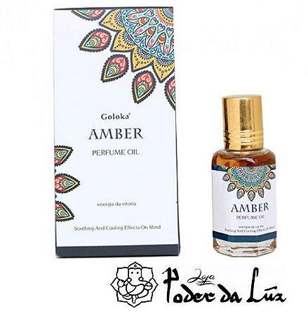 Óleo Perfumado Goloka Amber