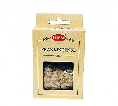 Incenso em Resina Natural Frankincense (Olíbano) Hem 30g