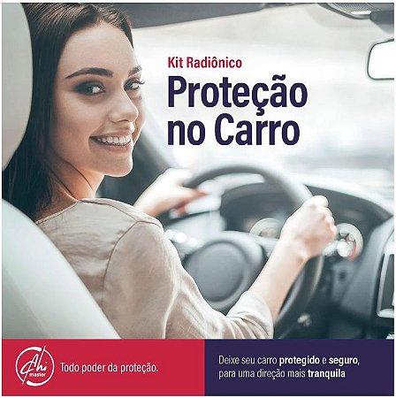 Kit de Placas Radiônicas para Proteção no Carro