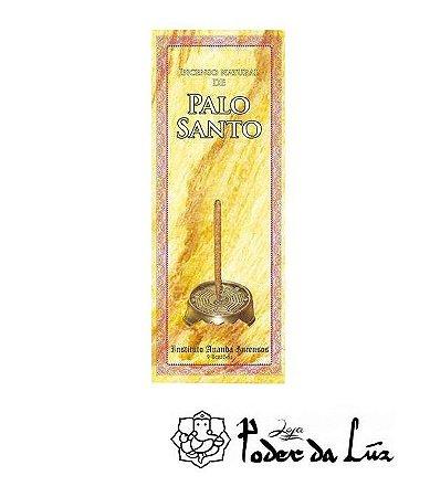 Incenso Ananda Natural Palo Santo