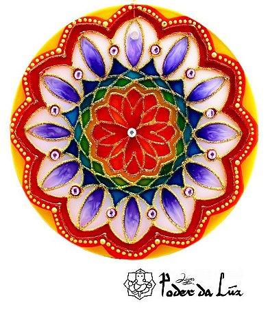 Ativador de Energia Mandala Equilíbrio (10cm)