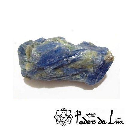 Pedra Cianita Azul (unidade de 62g a 87g)