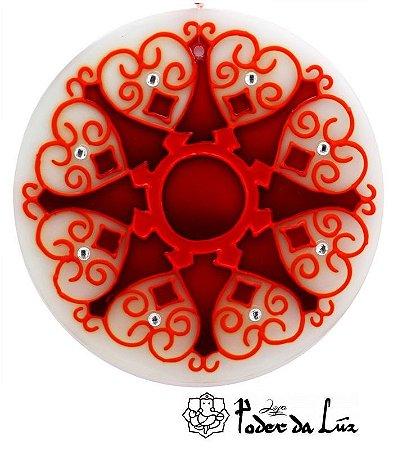 Ativador de Energia Mandala Energia (14cm)