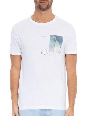 Osklen Camiseta Stone Foam 61898