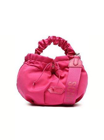 Schutz Bolsa Tiracolo Média Lolla Nylon Pink S5001001240006