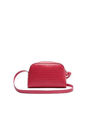 Schutz Bolsa Tiracolo Texture Pink S5001506380003