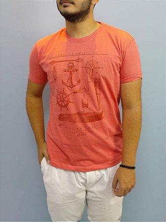 Elemento Zero Camiseta The Sea Awaits 201-989