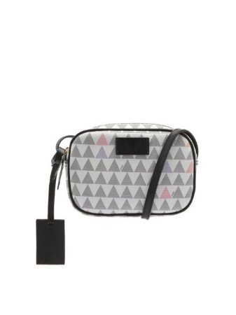 Schutz - Crossbody New Triangle White - S5001505150002