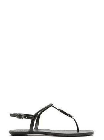 Schutz Flat Minimal Gloss Black - S0116801120019