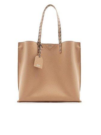 Schutz Shopping Bag Minimal Triangle Amendoa - S5001812460002