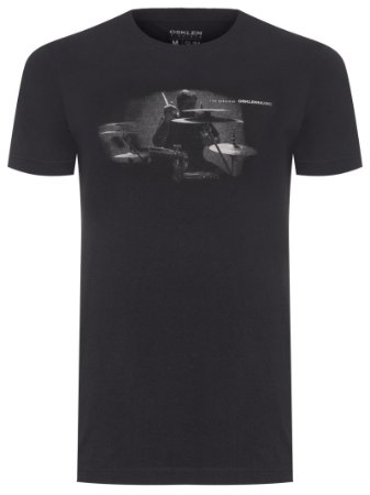 Osklen Tshirt Vintage Color Jam 58227