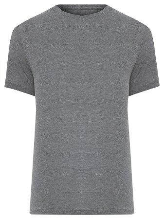 Osklen Tshirt Light E-Basics Cinza 54681