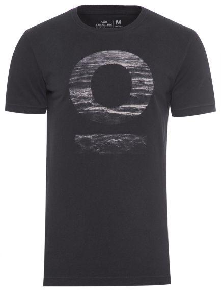 Osklen Tshirt Vintage Black 56105