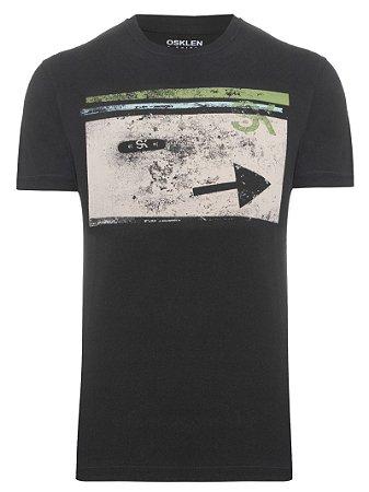 Osklen Tshirt Regular Color Ste Sk 58169