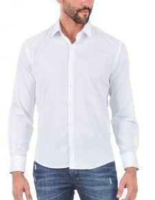 Docthos Camisa Ml Liso Easy Branco 605119064