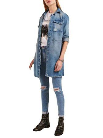 Monnari  Parka Fem Jeans Ca2051