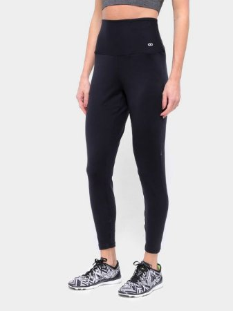 Alto Giro Legging Supplex Breath Preto 2012330