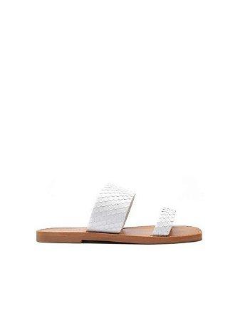 Schutz Slide Tiras Bright White S2088900030007