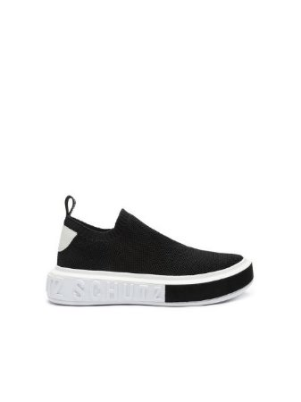 Schutz Sneaker It Schutz Bold Knit Black S2092000010002