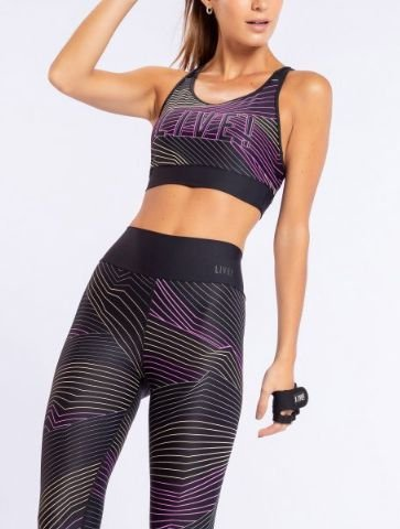 Live Fitness Top Color Reflex 43456
