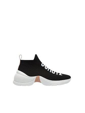 Schutz Sock Sneaker Bold Black S2102800240001
