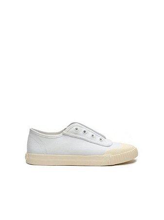 Schutz Sneaker Smash Canvas White S2113600010003