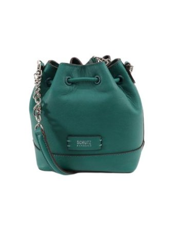 Schutz Bucket Bag Green S5001141780002
