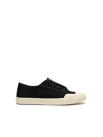 Schutz Sneaker Smash Canvas Black S2113600010002