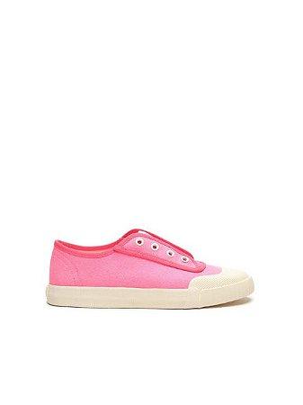 Schutz Sneaker Smash Canvas Pink S2113600010005