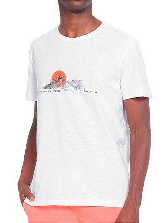 Osklen T-Shirt Rough Morro 2 Irmãos 59320