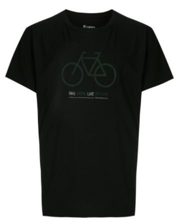 Osklen T-Shirt Pet Bike More Live Better 59293