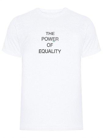 Osklen T-Shirt Eco Rust Equality 59104
