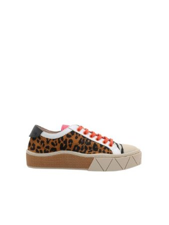 Schutz Tênis Urban Animal Print S2111500010006