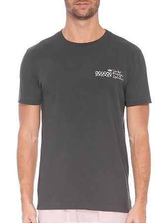 Osklen T-Shirt Vintage Uki Calçadão 59447