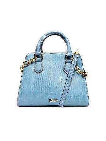 Schutz Mini Tote Paola Blue Jeans S5001813400002