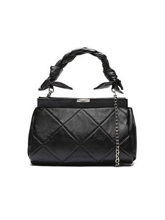 Schutz Shoulder Bag Iris Black S5001812400001