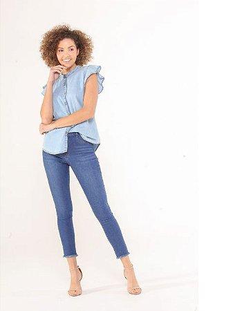 Pigmento Calça Jeans Fem Skinny Lord 5013982