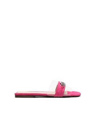 Schutz Flat Minimal Modern Vinil Pink S2117500070004